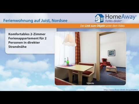 Single appartement norderney
