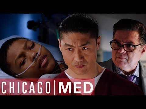Neurologically Paralysed | Chicago Med