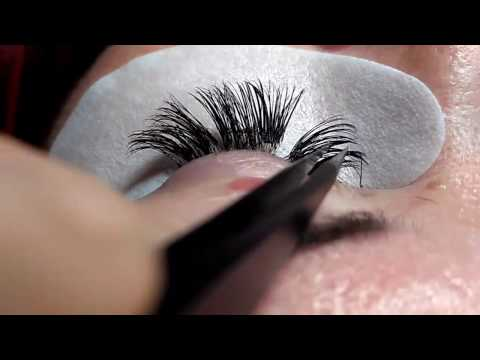 66721aa177a New Technique for Eyelashes by Kashee's Beauty Parlor|How Can We ...