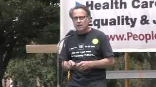 People's Summit •Detroit, MI • Gregg Shotwell • 6/16/09