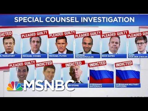 Melber: 'Noose Is Tightening' Around President Donald Trump Campaign | Craig Melvin | MSNBC