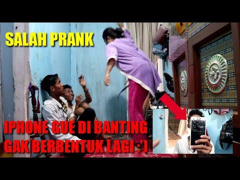 HP IPHONE BARU 3 HARI PAKE DI BANT*NG MAMA