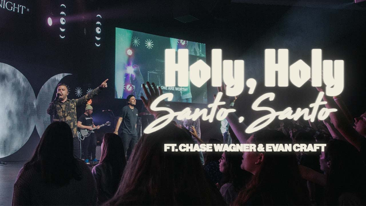 Grace City ft. Chase Wagner and Evan Craft - Holy, Holy/Santo, Santo