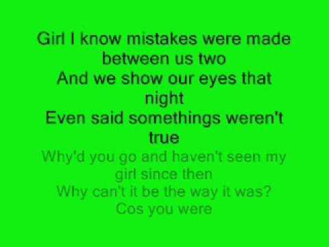 Akon-RIght Now (Na Na) Lyrics