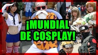 México gana el mundial de Cosplay, en Japón