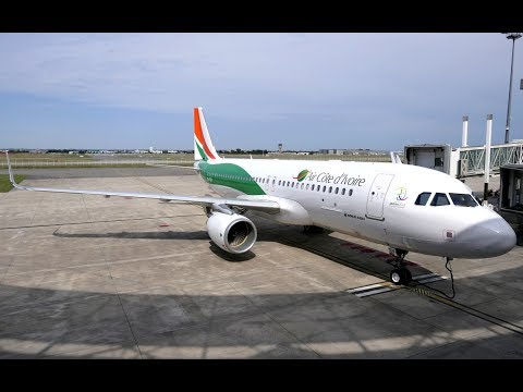 [Flight Report] AIR COTE D'IVOIRE | Toulouse ✈ Ouagadougou ✈