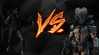 Mortal Kombat XL: Чужой VS Хищник