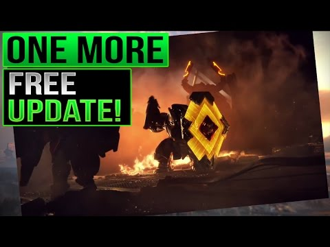 Destiny - FREE CONTENT UPDATE COMING SOON