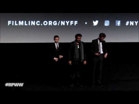 James Gray Introduces 'The Lost City Of Z' Actors