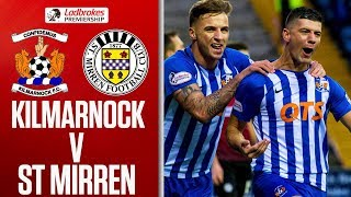 Kilmarnock 2-1 St Mirren | Jones Winner Makes Kilmarnock 1 point off Leaders | Ladbrokes Premiership
