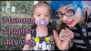 Mummy daughter day out Vlog | Emily Boo