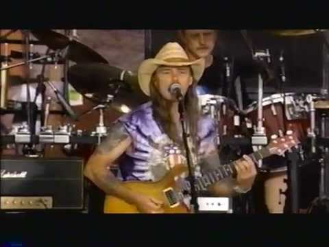 The Allman Brothers Band - Blue Sky - 8/14/1994 - Woodstock 94 (Official)