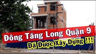 Tin vui khi Dự án khu đô thị Đông Tăng Long quận 9 hồi sinh khách hàng đã được xây dựng