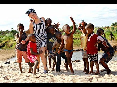 Kenya 2016 • GoPro Hero 4 - Yemi Alade - Africa ft. Sauti Sol