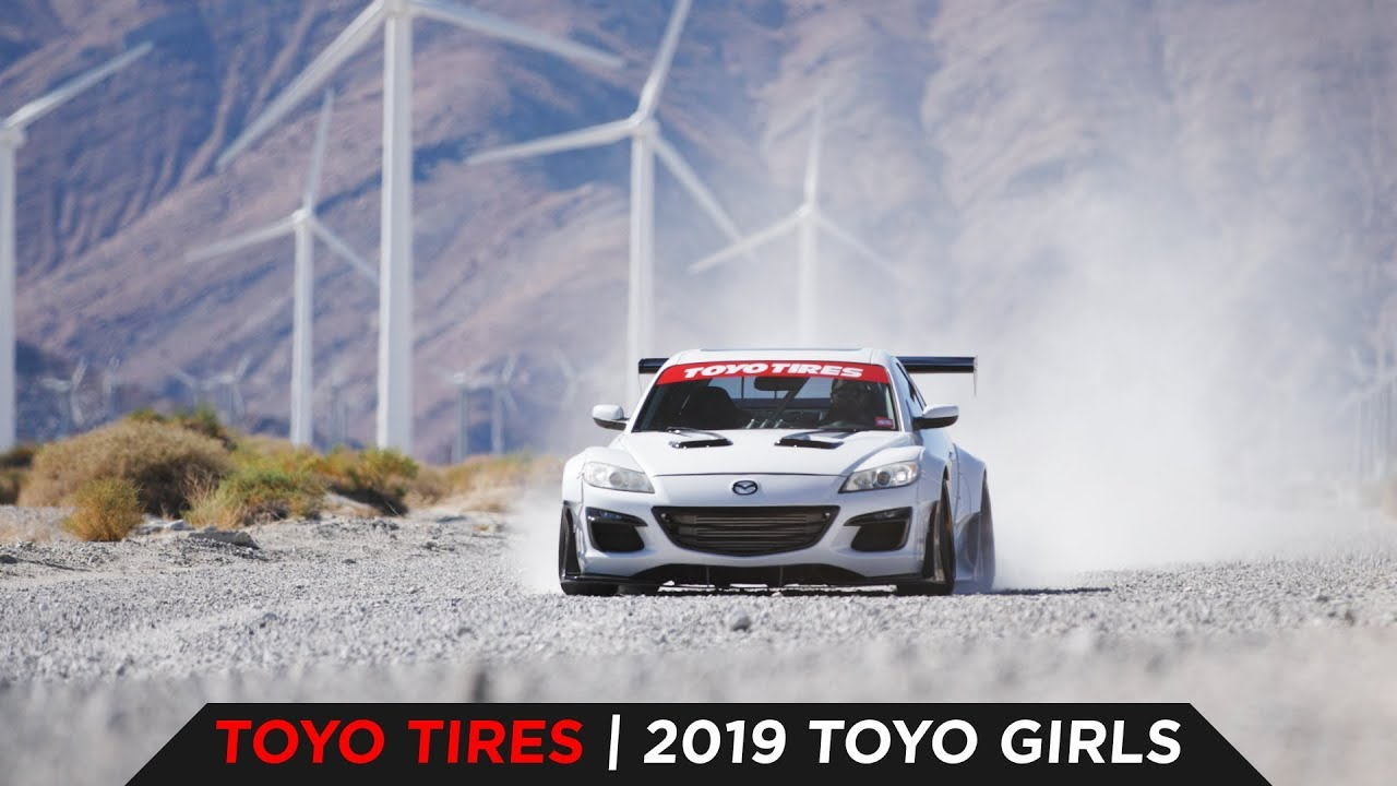 TOYO TIRES X SUPER STREET | 2019 CALENDAR SHOOT [4K60]