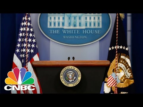 White House Holds Daily Press Briefing - May 7, 2018 | CNBC