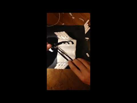 How to make a paper engine