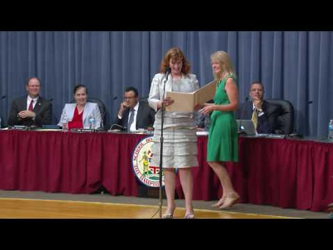 Hampton City Schools - School Board Meeting June 1, 2016 6:30pm