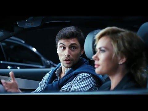 NEW Mercedes SL 400: Тест-драйв в шоу Разгон с Анастасией Трегубовой.