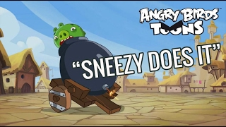 Angry Birds Toons Season 1 Episode 19 Sneezy Does It