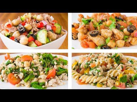 11 High-Fiber Recipes Under 310 Calories