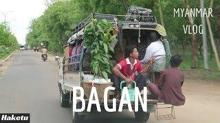 Đi chợ Bagan và thăm chùa Shwezigon | Myanmar VLOG | Tập 3