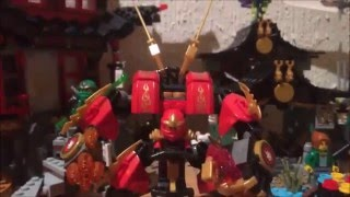 LEGO Ninjago Collection January 2016 (HUGE COLLECTION)