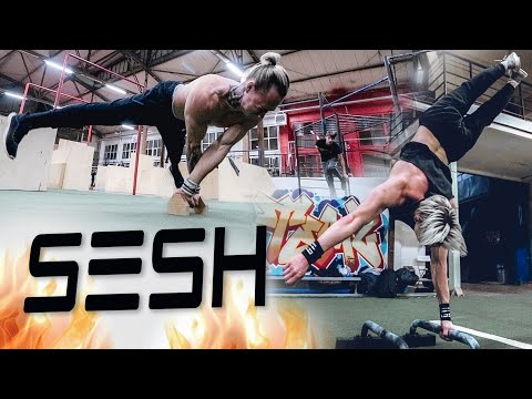 SESH Street Workout | INSANE Indoor Freestyle