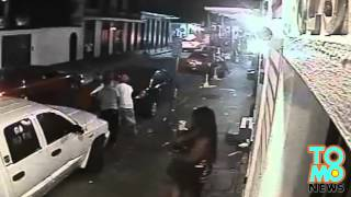 Caught on tape: Brutal French Quarter beating shows robbers take tourist's wallet, Cartier watch