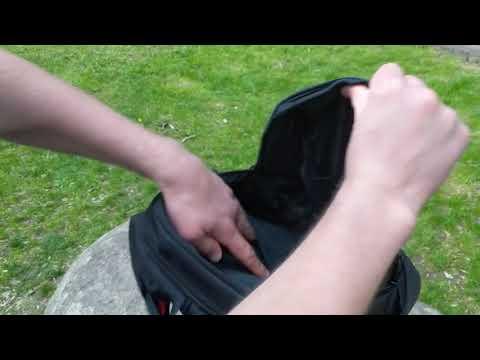 "Рюкзак для ноутбука 2E 16"" Black (2E-BPN9004BK)"
