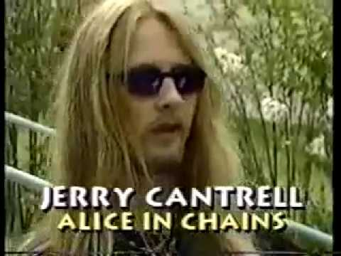 Interview with Alice in Chains