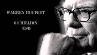 5 richest people in the world غريب هؤلاء هم اغنياء العالم