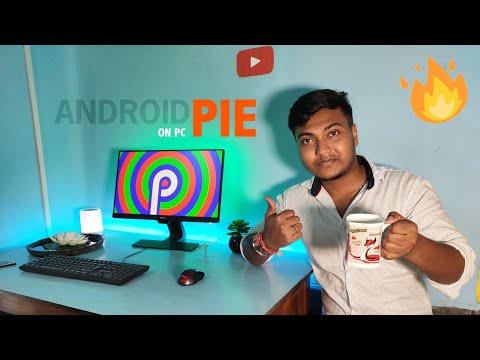 How To Install Android 9(pie)on Pc