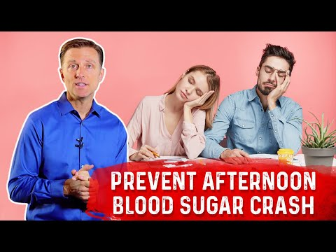 How to Prevent that Afternoon Blood Sugar Crash