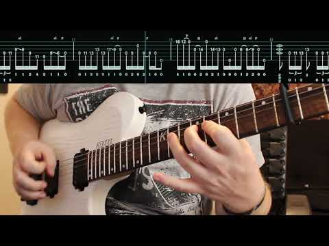 everything that is you- intro tablature snippet