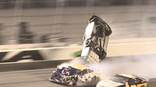Slow motion video shows Ryan Newman`s violent crash at the Daytona 500