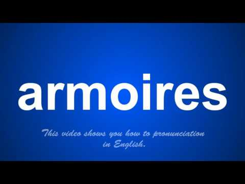 Armoire Pronounce Bright Shadow Online