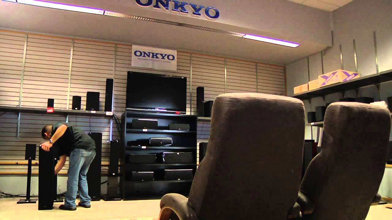 Speaker Positioning For Home Theater System Setup Wiring Youtube