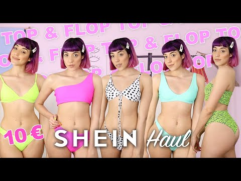 COMPRO COSTUMI SU SHEIN A 10€ | TRY-ON | MyVisionBeauty