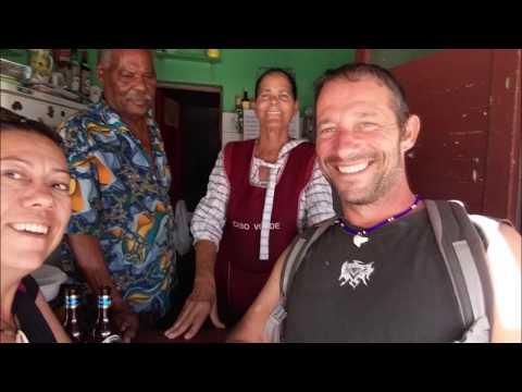 Le Voyage de Mister Fizz, 47ème étape: Cap Vert Ile de Santo Antão