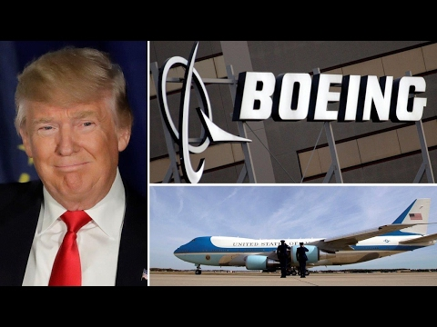 LIVE STREAM:President Donald Trump Speaks at the Unveiling of the New Boeing 787 Dreamliner Aircraft