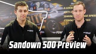 David Reynolds & Anton De Pasquale Supercars Sandown 500 Preview