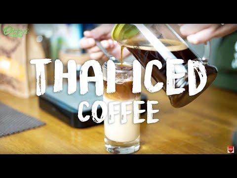 Resep Gampang Thai Iced Coffee