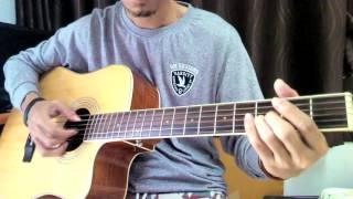 ไม่รู้จักฉัน ไม่รู้จักเธอ ( ป๊อบ ดา ) - FingerStyle Guitar cover by TaoFingerStyle
