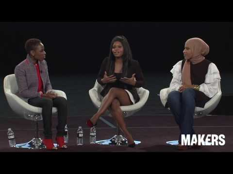 The 2017 MAKERS Conference: Gabby Douglas Stay in Your Joy ...