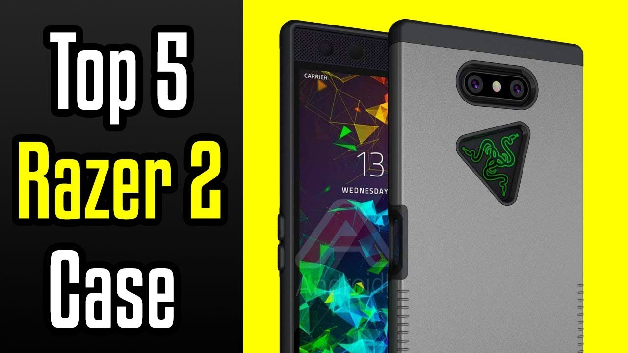 premium selection 3f634 7c1ee 🔻Top 5 Best Razer Phone 2 Cases!🔺