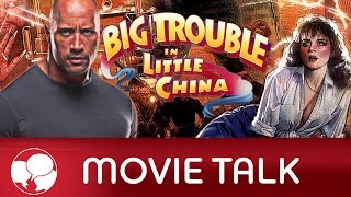 "AMC Movie Talk - Dwayne ""The Rock"" Johnson To Star In BIG TROUBLE IN LITTLE CHINA Remake"