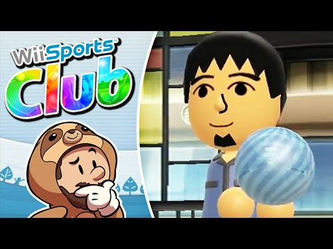 Wii Sports Club - VS - PART 1: 100-Pin Knockout!