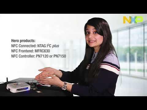 NXP's Near Field Communication (NFC)