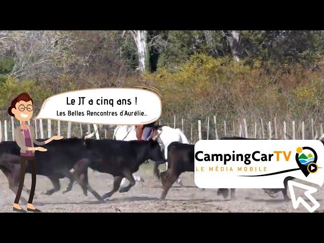 Tourisme en camping-car - Les Saintes Maries de la Mer